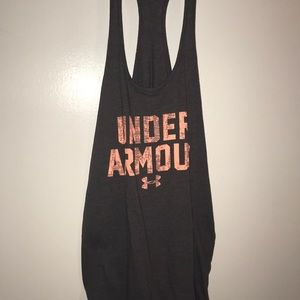 Underarmour workout tank